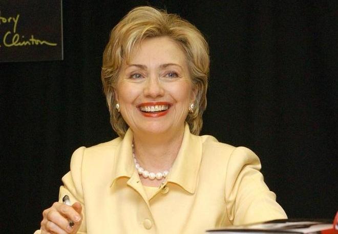 Ba Clinton: Tu de nhat phu nhan toi giac mo nu tong thong My hinh anh