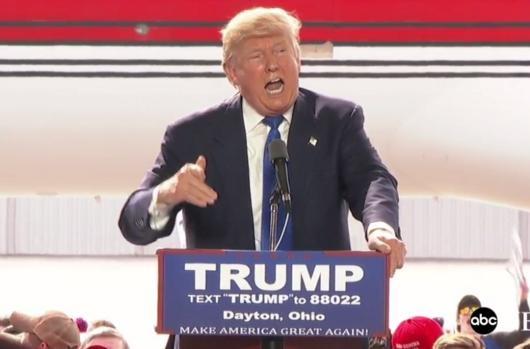 Am muu cuop sung cua canh sat de giet Donald Trump hinh anh 1