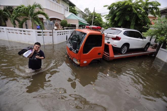 Nguoi Viet tai Thai: Ngap o Bangkok chua la gi so voi Ha Noi hinh anh
