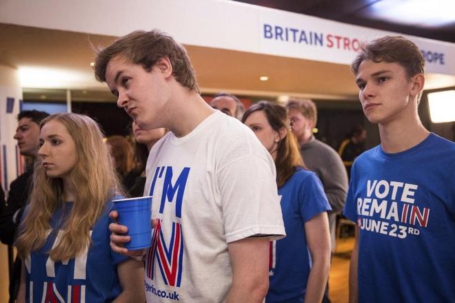 Nguoi tre o Anh: Brexit danh cap tuong lai cua chung toi hinh anh 2