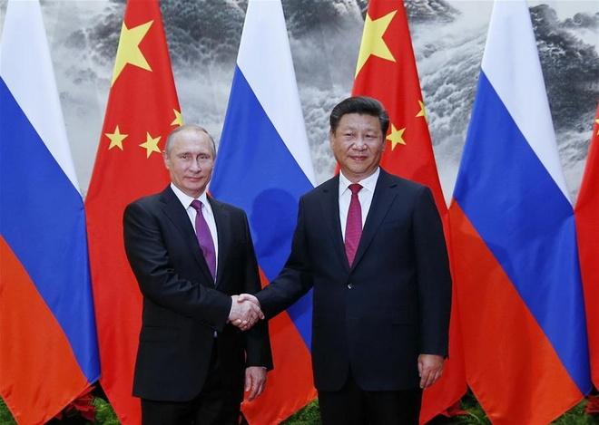 Tap Can Binh: Nga, Trung la ban be vinh vien hinh anh 1