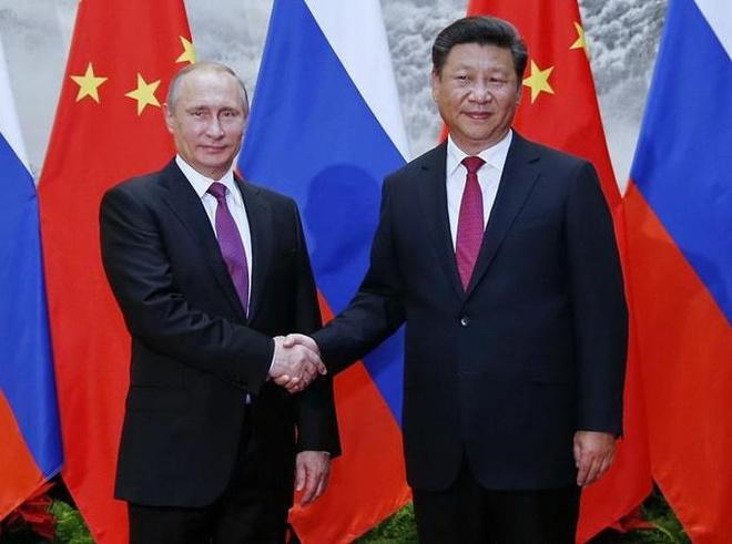 Tap Can Binh: Nga, Trung la ban be vinh vien hinh anh