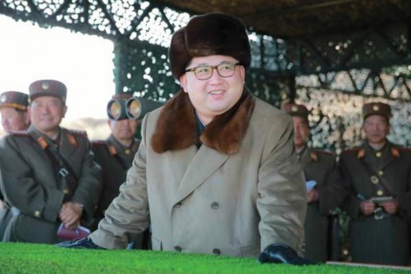 Tinh bao Han: Kim Jong Un tang 40 kg ke tu khi nam quyen hinh anh 1