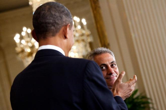 Tong thong Obama ve dem: Nhung gio rieng tu quy gia hinh anh 5