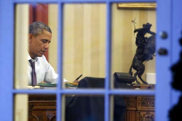Tong thong Obama ve dem: Nhung gio rieng tu quy gia hinh anh 2