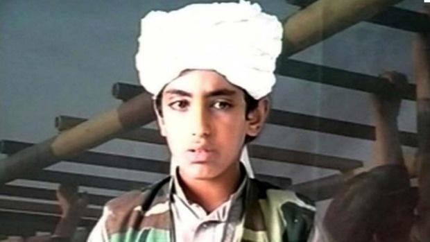 Con trai Osama bin Laden doa tan cong My, tra thu cho cha hinh anh 1