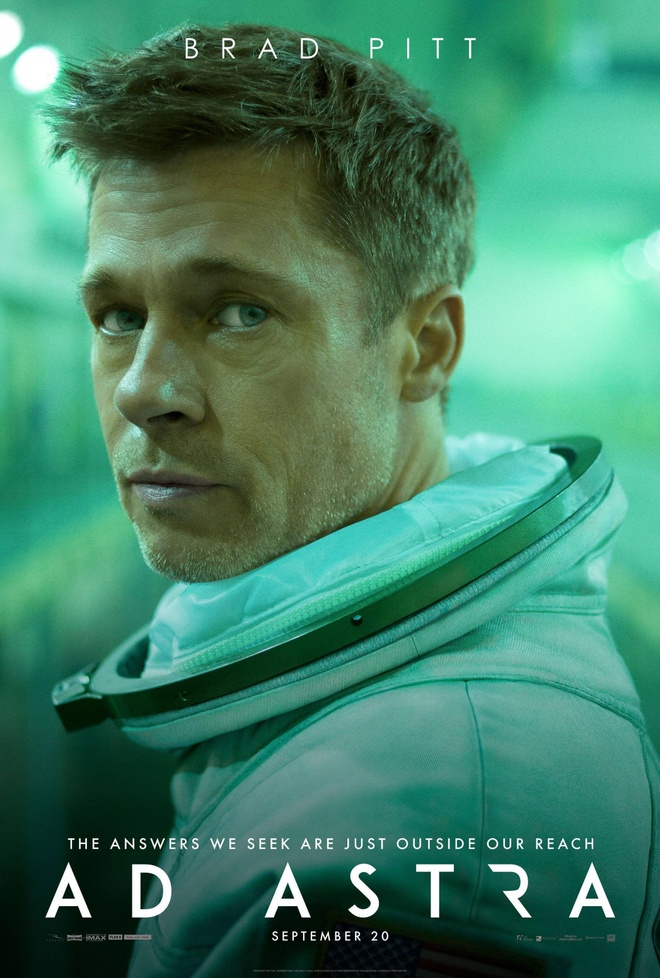 Brad Pitt tieu tuy, tim cha mat tich trong 'Ad Astra' hinh anh 3