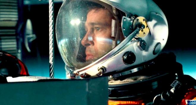 Brad Pitt tieu tuy, tim cha mat tich trong 'Ad Astra' hinh anh 1