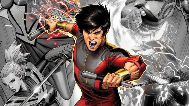 Shang Chi Marvel Phase 4 Asian anh 2