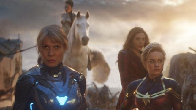 Valkyrie Marvel Studios Thor 4 The Eternals anh 5