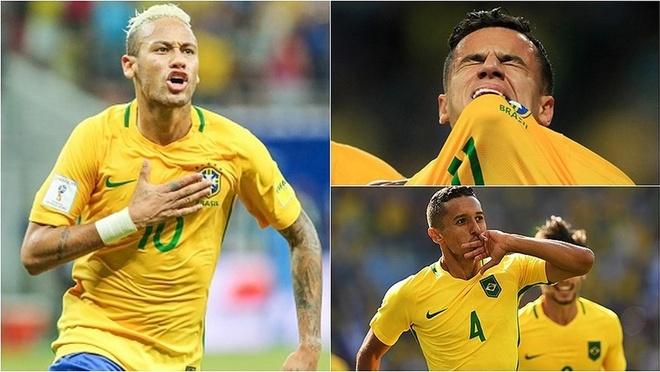Brazil – chang chien binh sieu Xayda cua the gioi bong da hinh anh
