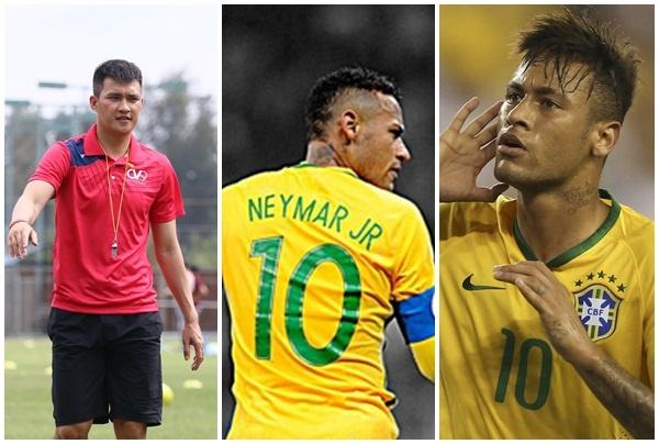 Cong Vinh: 'Neymar du yeu to toa sang hon Ronaldo va Messi' hinh anh