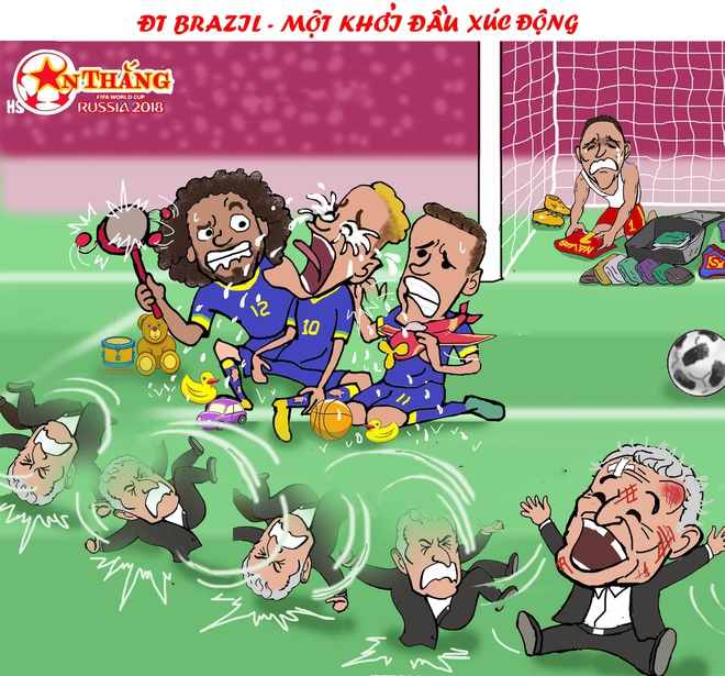Hi hoa Ronaldo dap xe cho Messi duoi theo xe xin cua Kane, Hazard hinh anh 10