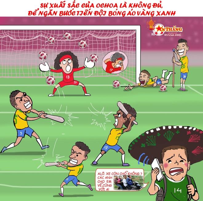 Hi hoa Ronaldo dap xe cho Messi duoi theo xe xin cua Kane, Hazard hinh anh 11
