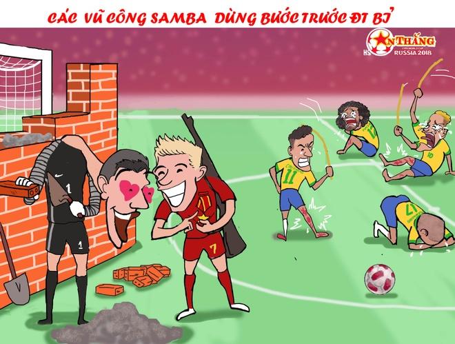 Hi hoa Ronaldo dap xe cho Messi duoi theo xe xin cua Kane, Hazard hinh anh 12