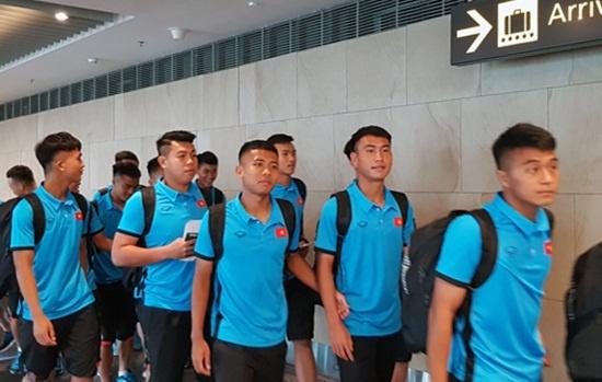 U19 Viet Nam chua duoc ve nha sau that bai tai Indonesia hinh anh