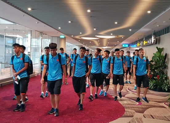 U19 Viet Nam chua duoc ve nha sau that bai tai Indonesia hinh anh 1