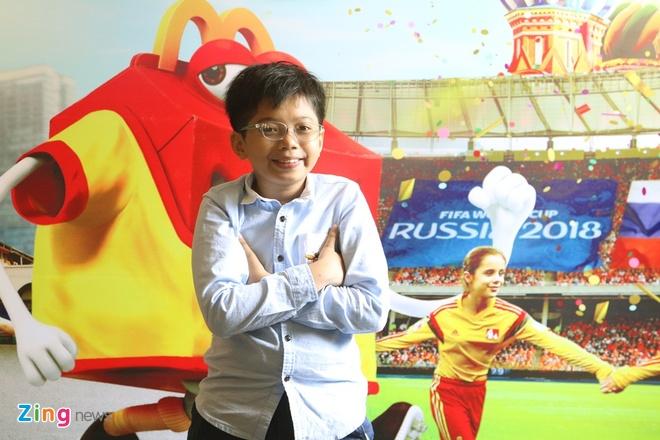 Cau be Viet ra san chung ket World Cup: Tang qua Ben Tre cho Mbappe hinh anh