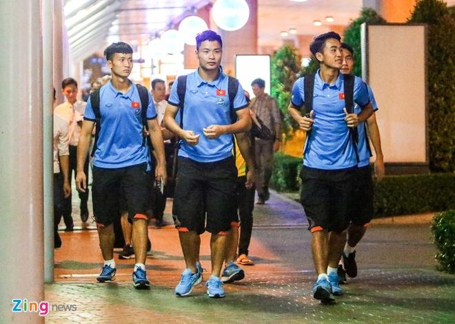 U19 Viet Nam,  Hoang Anh Tuan,  U19,  World Cup U20,  U21 Quoc gia,  World Cup,  U19 Dong Nam A,  Indonesia anh 6