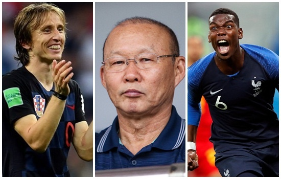 HLV Park Hang-seo chon doi nao vo dich World Cup 2018? hinh anh