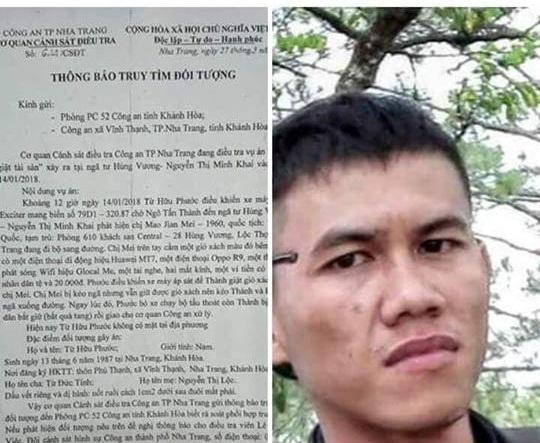 Cuu tuyen thu U23 Viet Nam tung bi truy tim vi tham gia vu cuop hinh anh 1