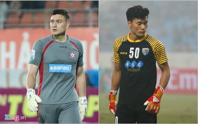 Dang Van Lam,  Bui Tien Dung,  U23 Viet Nam,  Park Hang Seo anh 1