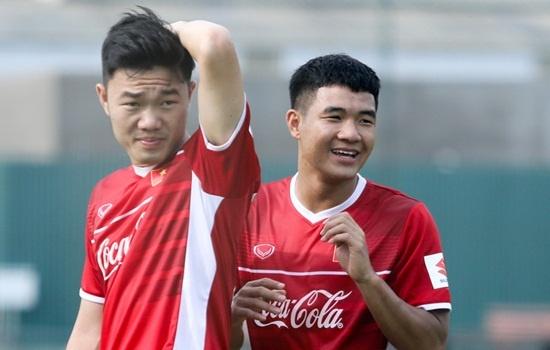 Kich ban cho U23 Viet Nam trong ngay boc tham lai ASIAD 2018 hinh anh