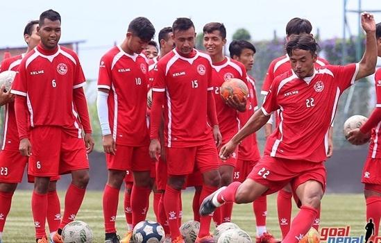 U23 Nepal - doi thu cua U23 Viet Nam con lo 'com ao, gao tien' hinh anh