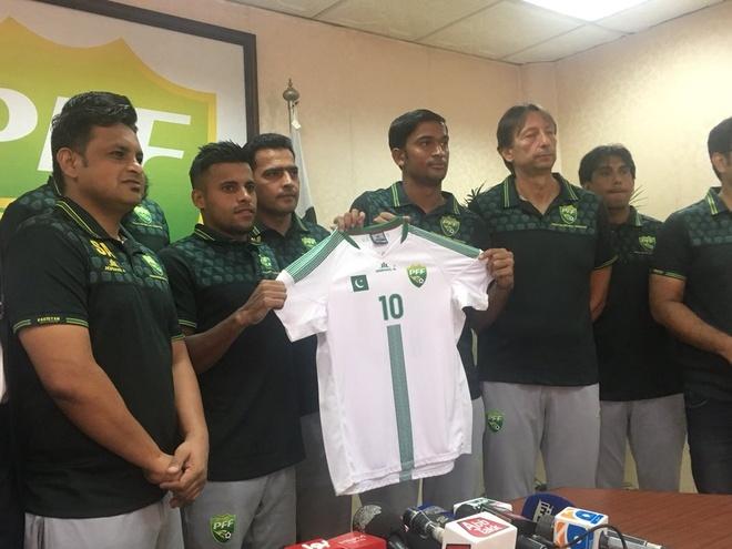 U23 Pakistan,  Pakistan,  ASIAD,  lich thi dau ASIAD,  U23 Viet Nam,  FIFA,  PFF,  doi thu bi an anh 2