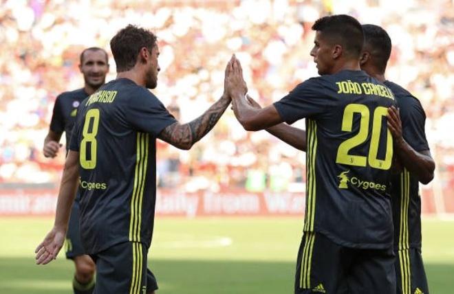 Real Madrid vs Juventus anh 1