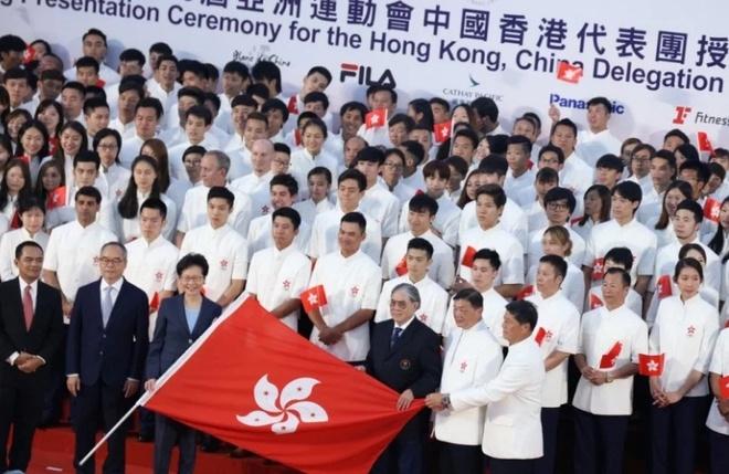 Ban quyen ASIAD tai Hong Kong chi co gia 2 trieu USD hinh anh 1
