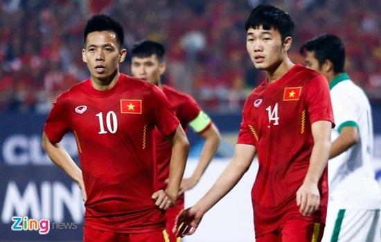Van Quyet chinh thuc duoc bau la doi truong Olympic Viet Nam hinh anh