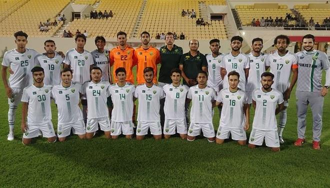 Olympic Pakistan tu tin truoc khi gap Olympic Viet Nam hinh anh 1