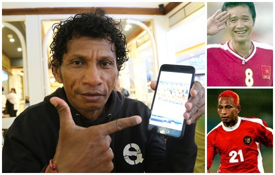 Huyen thoai bong da Indonesia: 'Hong Son la Maradona cua Viet Nam' hinh anh