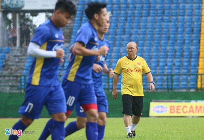 Olympic Viet Nam,  U23 Viet Nam,  World Cup 2018,  Senegal,  chi so fair-play,  ASIAD,  Park Hang-seo,  bong da nam,  indonesia anh 1