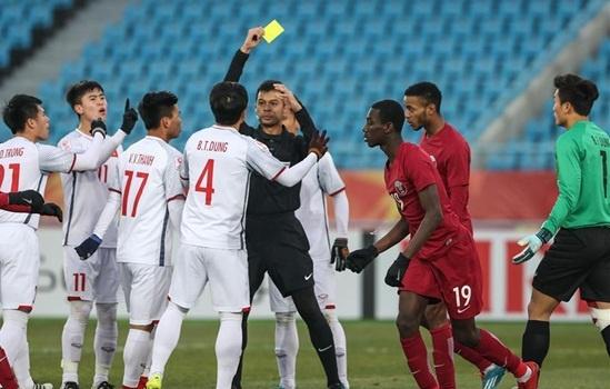 Olympic Viet Nam co the bi loai nhu Senegal o World Cup 2018 hinh anh