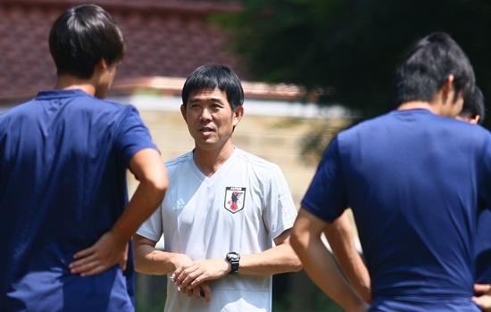 HLV Nhat Ban: 'Olympic Viet Nam chat luong hon sau giai U23 chau A' hinh anh