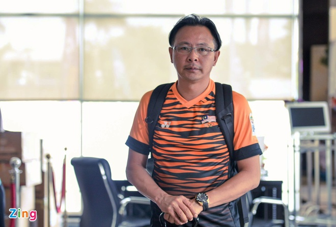HLV Malaysia quan tam doi hinh Olympic Viet Nam du AFF Cup 2018 hinh anh 1