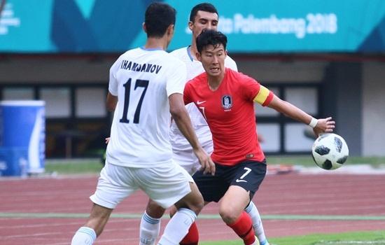 HLV Olympic Han Quoc: 'Cho ong Park Hang-seo' hinh anh