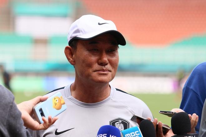 'Alex Ferguson cua Han Quoc' tu tin danh bai HLV Park Hang-seo hinh anh