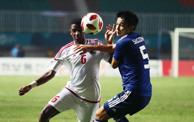 HLV Olympic UAE: 'Khong buong HCD cho Olympic Viet Nam' hinh anh