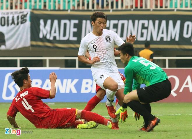 'Messi Han Quoc' noi gi khi hai lan danh bai thu mon Bui Tien Dung? hinh anh 1