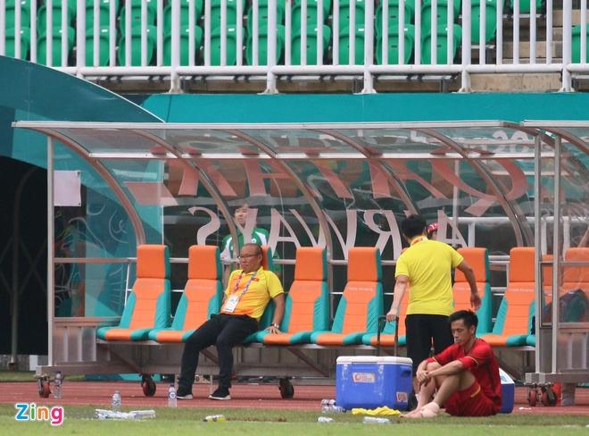 HLV Park Hang-seo du cam truoc ket qua voi Olympic UAE? hinh anh 2