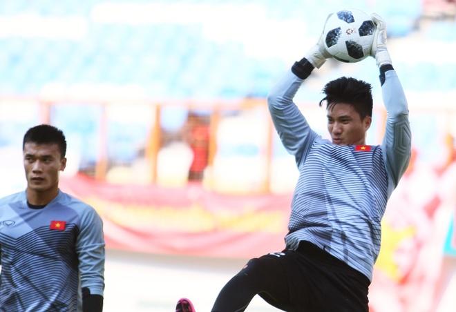 Thu mon U23 Viet Nam chua lan nao ra san o V.League 2018 hinh anh