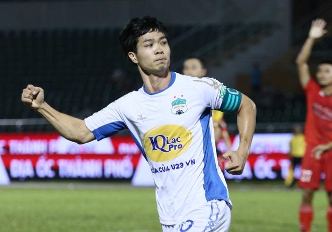 Cong Phuong 'doi bong' van duoc thay Miura khen xuat sac hinh anh