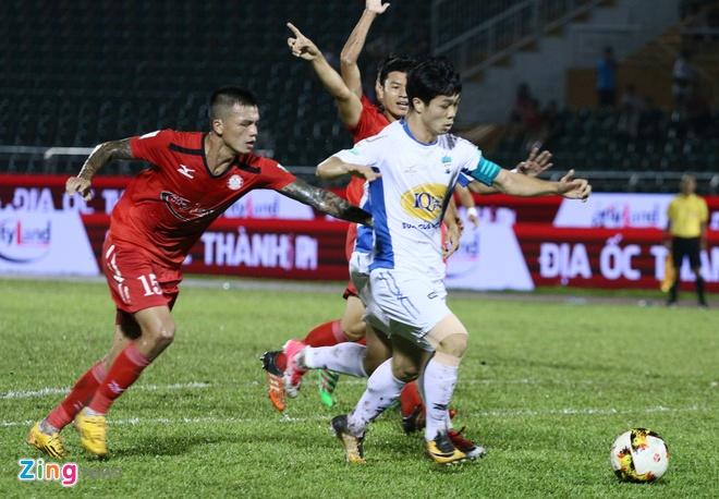 Cong Phuong 'doi bong' van duoc thay Miura khen xuat sac hinh anh 1