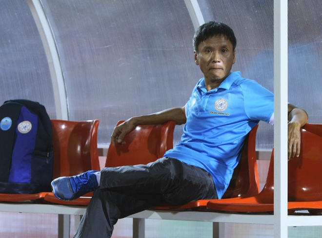 Thay cua thu mon Tuan Manh len tieng ve danh sach du AFF Cup bi lo hinh anh