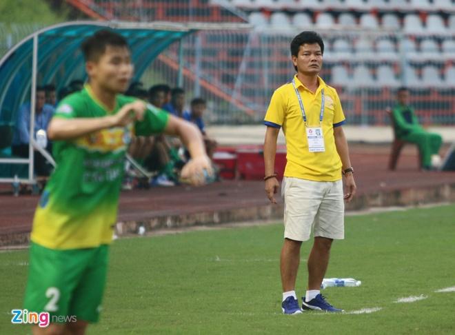 Nguyen Van Sy,  Can Tho,  Nam Dinh,  An Oan,  giai hang nhat,  V League,  rot hang anh 2
