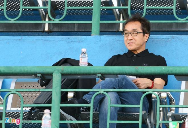 'Con ac mong' cua Bui Tien Dung duoc tien cu cho HLV Park Hang-seo hinh anh 1
