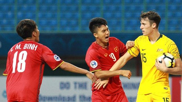 'U19 Viet Nam khong nhu lua Quang Hai, Bui Tien Dung, Duc Chinh' hinh anh